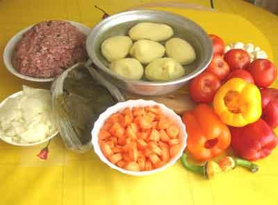 рис.2/Подготавливаем овощи